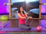 Ebru Şallı İle Pilates (Plates) Ebruli 22.02.2013  online video izle
