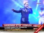 PSY 'Gangnam Style' İstanbul Tepebaşı'nda Konseri Verdi  online video izle