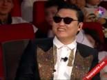 Yetenek Sizsiniz Türkiyerde Hülya Avşar, PSY Yle Gangnam Style Dansı Yaptı