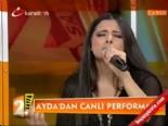 Ayda Mosharraf'dan İspanyolca şarkı  online video izle