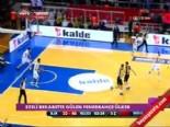 Beşiktaş - Fenerbahçe Ülker: 70-78 Maç Özeti