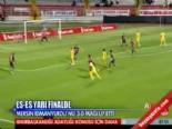 Mersin İdman Yurdu Eskişehirspor: 0-3 Maç Özeti  online video izle