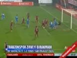 Trabzonspor Antalyaspor: 1-0 Maç Özeti