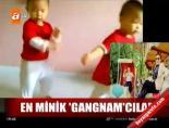 En minik 'Gangnam'cılar
