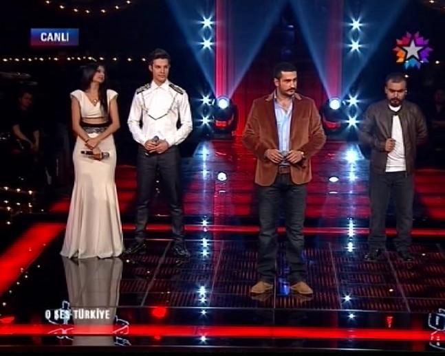 O Ses Türkiye'de Yarı Finale Kalan İsimler