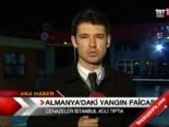 Cenazeler İstanbul Adli Tıp'ta