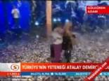 Türkiye'nin yeteneği Atalay Demirci oldu