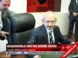 Kılıçdaroğlu Twitter ekibini kovdu