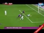 Malaga - Porto: 2-0 Maç Özeti