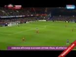 Chelsea - Steaua Bükreş: 3-1 Maç Özeti  online video izle