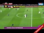 Inter - Tottenham: 4-1 Maç Özeti (15 Mart 2013)