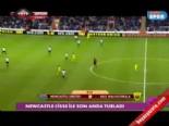 Newcastle United - Anzhi: 1-0 Maç Özeti  online video izle