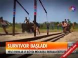 Survivor 2013 Ünlüler - Gönüllüler 1. Bölüm'de Yaşananlar