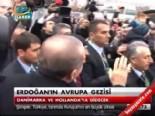 Erdoğan'ın avrupa gezisi