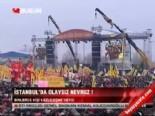 İstanbul'da olaysız nevruz