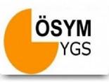 ÖSYM - YGS 2013 Sınavı 24 Mart Pazar Günü Yapılacak