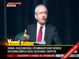 Kılıçdaroğlu'ndan Öcalan'ın mektubuna ilk yorum