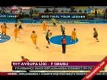 Khimki - Fenerbahçe Ülker: 99-76 Maçın Özeti  online video izle