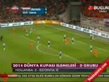 Hollanda - Estonya: 3-0 Maçın Özeti  online video izle