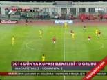 Macaristan - Romanya: 2-2 Maçın Özeti  online video izle