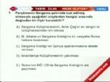 ÖSYM YGS 2013 Tarih Soruları ve Cevapları (osym.gov.tr) ÖSYM Sonuç online video izle