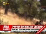 PKK'nın sınırdışına çekilmesi