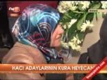 Hacı adaylarının kura heyecanı  online video izle