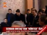 Ortaç'tan 'Ahmet Kaya' özrü