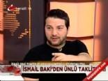İsmail Baki, Ceren Bektaş'ı gülme krizine soktu