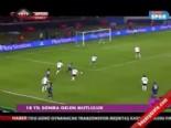 PSG - Valencia: 1-1 Maç Özeti  online video izle