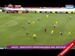 Anzhi - Newcastle United: 0-0 Maç Özeti  online video izle