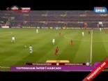 Tottenham - Inter: 3-0 Maç Özeti ve Golleri  online video izle