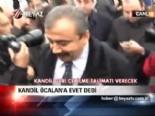 Kandil Öcalan'a ''evet'' dedi