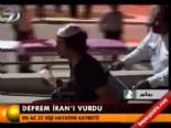 Deprem İran'ı vurdu