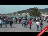 Tatların Buluşması: Tarım, Turizm, Balıkçılık Etkinliği Foça'da  online video izle