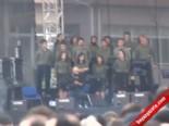 Grup Yorum'un 3. Bağımsız Türkiye Konseri Bakırköy'de