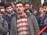 Ege Üniversitesi'nde Öğrenciler Yürüdü  online video izle