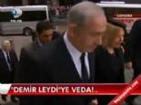 'Demir Leydi'ye veda