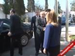 Milli Eğitim Bakanı Nabi Avcı KKTC'de