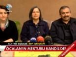 Öcalan'ın mektubu Kandil'de