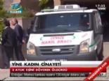 İzmir'de yine kadın cinayeti online video izle