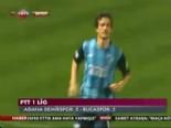 Adana Demirspor - Bucaspor: 5-5 Maç Özeti ve Golleri