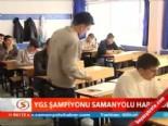 YGS şampiyonu Samanyolu Haber'de  online video izle