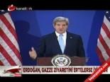 Erdoğan, Gazze ziyaretini ertelerse iyi olur