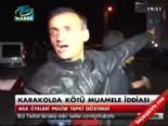 iskence - Karakolda kötü muamele iddiası