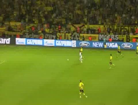 Borussia Dortmund-Real Madrid 4-1 Maç Özeti