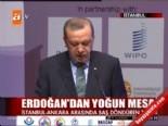 Erdoğan'dan yoğun mesai