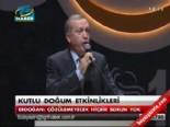 Erdoğan 'Çözülemeyecek hiçbir sorun yok'  online video izle