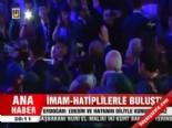 Erdoğan 'Edebin ve hayanın diliyle konuşacağız'