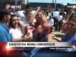 Bırakın Taksim'de kutlasınlar